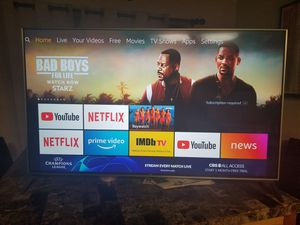 LG Smart tv 4k 55inch for Sale in Tacoma, WA