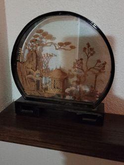 Cool Wood Art Piece for Sale in East Wenatchee,  WA
