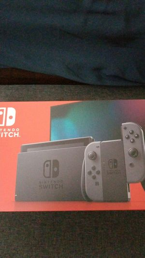 Nintendo Switch Gray - Latest Version [New] for Sale in San Diego, CA