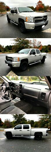 }☆% Clean_2007 Chevy Silverado LT 4X4 }$* for Sale in Washington, DC