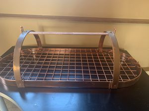Copper kitchen pot and pan holder for Sale in Homer Glen, IL
