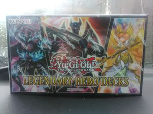 New & Unopened Yu-Gi-Oh Boxed cards! for Sale in Edgewood, WA