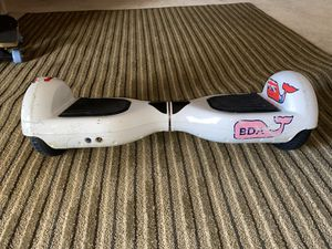 White Hoverboard for Sale in Monticello, NY