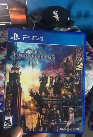 Kingdom Hearts 3 for Sale in Bronx, NY