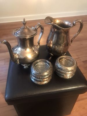 Antique China by Fowle Silver Will take Best Offer for Sale in Columbia, MD