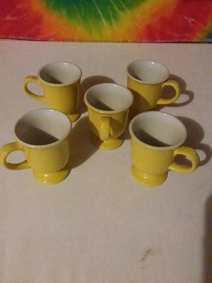 Antique coffee cups, shenango china for Sale in Las Vegas, NV