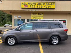 2015 Toyota Sienna for Sale in Federal Way , WA