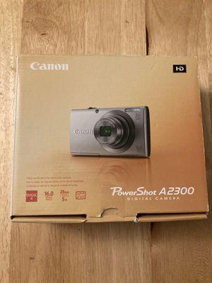 Canon camera - PowerShot A2300 for Sale in River Grove, IL