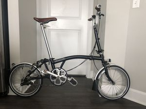 Brompton Folding Bike for Sale in Bethesda, MD