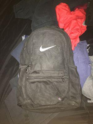 Black mesh nike mesh backpack for Sale in Houston, TX