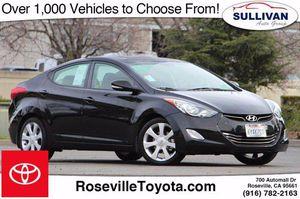 2013 Hyundai Elantra for Sale in Roseville, CA