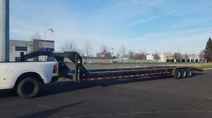 2018 RAM 3500 AND TRAILER for Sale in Naperville, IL