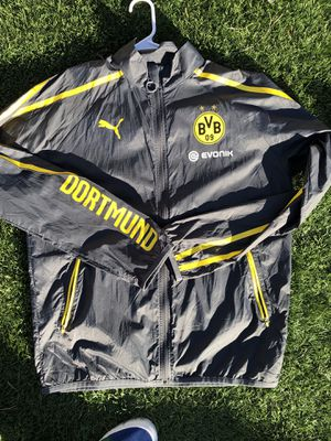 Puma Borussia Dortmund jacket for Sale in Las Vegas, NV