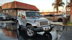 2015 Jeep Wrangler for Sale in Bloomington, CA