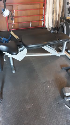 Life fitness flat/incline bench for Sale in Manassas, VA