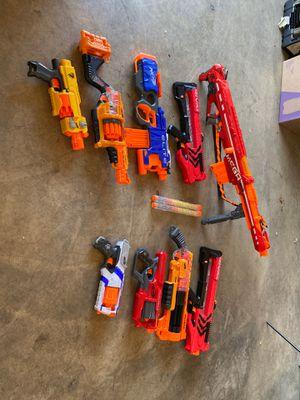 Some nerf guns for Sale in Gresham, OR