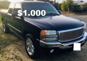 🙏🏼2006 GMC Sierra $1000 drives excellent for Sale in Santa Ana, CA