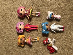 Small Lalaloopsy toys for Sale in Yorba Linda, CA