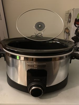 Slow cooker/Crock Pot for Sale in Lutherville-Timonium, MD