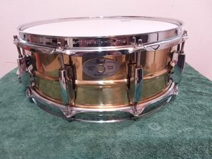 Pearl Sensitone Brass Snare for Sale in Auburn, WA