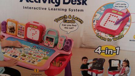 Vtech Kids Desk for Sale in Lacey Township,  NJ