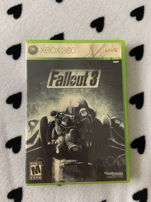 Fallout 3 | Xbox 360 Game for Sale in Baldwin Park, CA