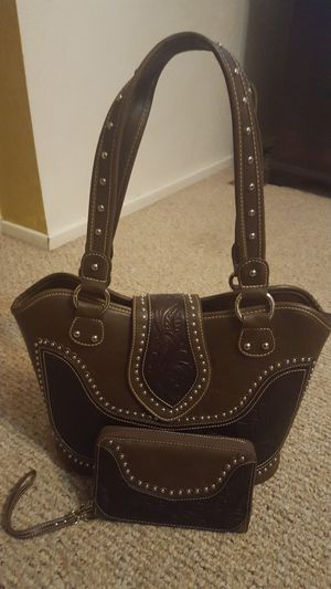 Montana West Purse and Wallet for Sale in Payson, AZ
