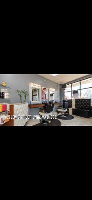 Beauty Salon & Barbershop for Sale for Sale in Lynn, MA