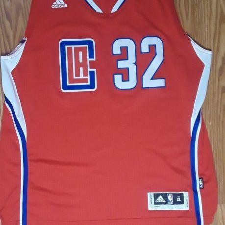 Los Angeles Clippers Blake Griffin Adidas Rev 30 Swingman