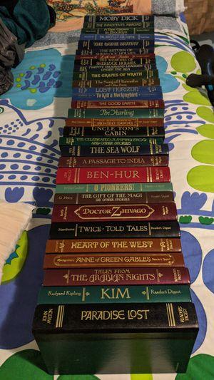 1990 Readers Digest Book Set in excellent condition for Sale in Harlingen, TX