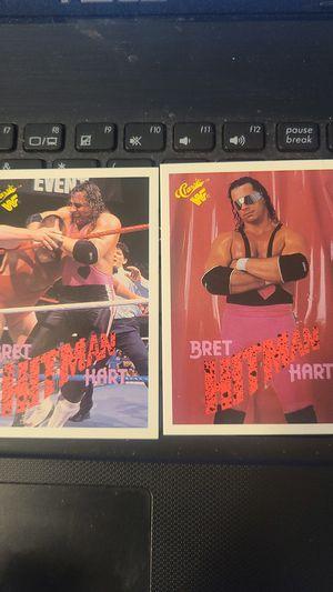 "Bret ""hitman"" Hart for Sale in Taunton, MA"