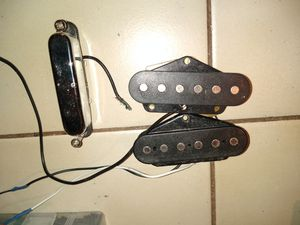 Squier Tele pickups for Sale in Tacoma, WA