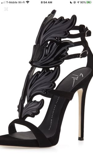 Giuseppe Zanotti Coline Winged Heels for Sale in Brooklyn, NY