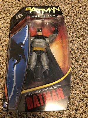 DC comics Batman Unlimited Action Figure for Sale in San Diego, CA