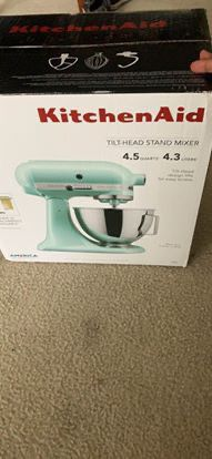 KitchenAid Stand Mixer for Sale in Silver Spring, MD