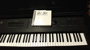 General music workstation keyboard for Sale in Chicago, IL