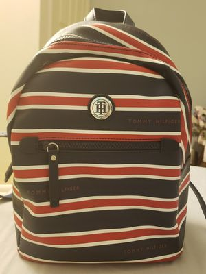 Backpack Tommy Hilfiger, purse for Girl New! for Sale in Downers Grove, IL