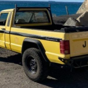 JEEP COMANCHE- Extrenely RARE-One Of A Kind-over $11k. In Upgrades Offroad Pickup Truck for Sale in Los Angeles, CA