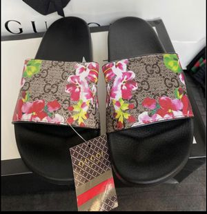 Gucci slides size 7 for Sale in Bristol, TN
