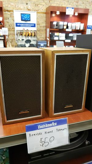 Realistic Home Speakers for Sale in Chicago, IL