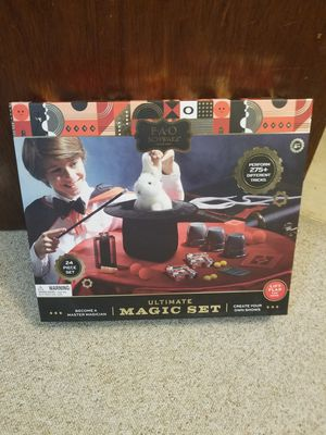 Brand new magic set for Sale in Wrightsville, PA