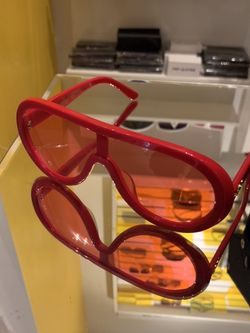 Chanel Red Shades for Sale in Richmond,  VA