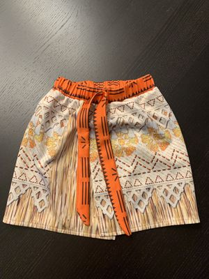 Moana skirt - 2t/4t - Moana - Disney costume for Sale in Gilbert, AZ