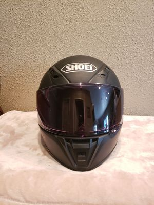Shoei motorcycle helmet for Sale in Clovis, CA