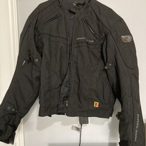 Frank Thomas Motorcycle Jacket Lg for Sale in Taylor, TX