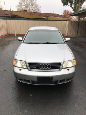 2001 Audi A6 for Sale in San Jose, CA