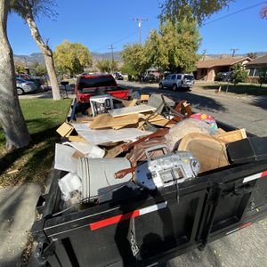 Dump Clean Up Trash Hauling for Sale in Highland, CA