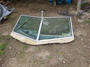 Complete boat windshield for Sale in Beaver Dams, NY