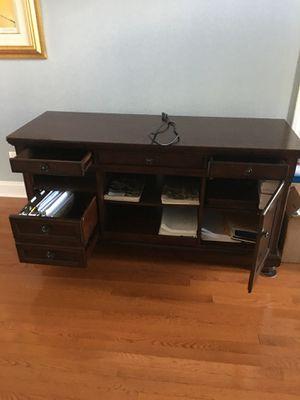 Desk/Credenza for Sale in Summerville, SC
