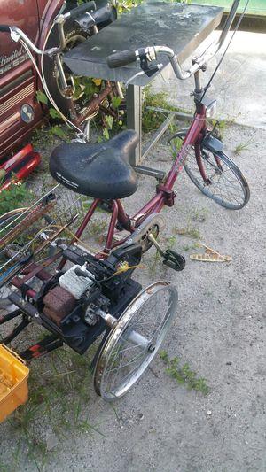 Three-wheeler folding motorized for Sale in Oakland Park, FL